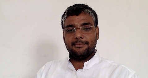Secretary-Vaagdhara-Jayesh-Joshi
