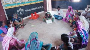 Promoting breastfeeding practices in community