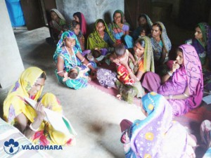 Breastfeeding benefits discussion in SHG meetings