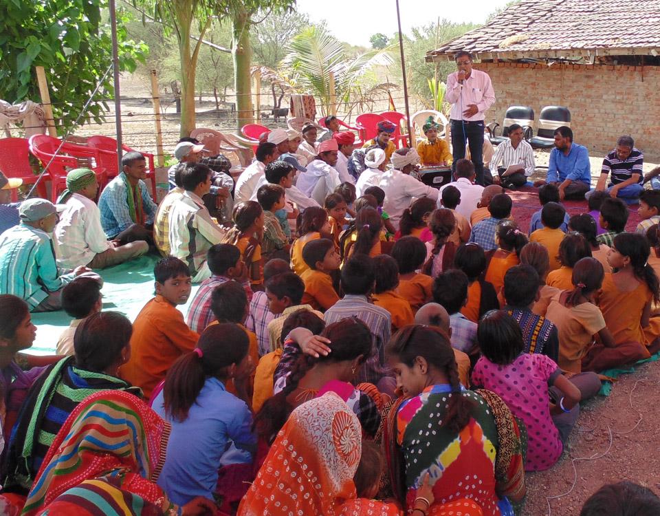 Vaagdhara-Vagad-Kisan-Swaraj-Yatra