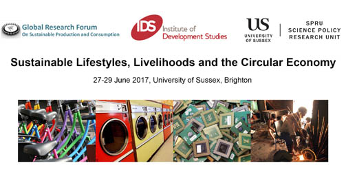 Sustainable lifestyles conference news