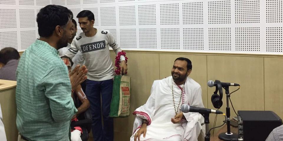 A community radio, 'Vaagad Community Radio' will be broadcasted by Vaagdhara.