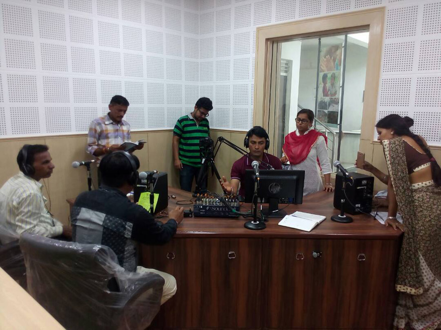 Vaagad Community Radio 90.8FM is Live Now for Listeners