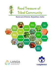Food Treasurer of Tribal Community