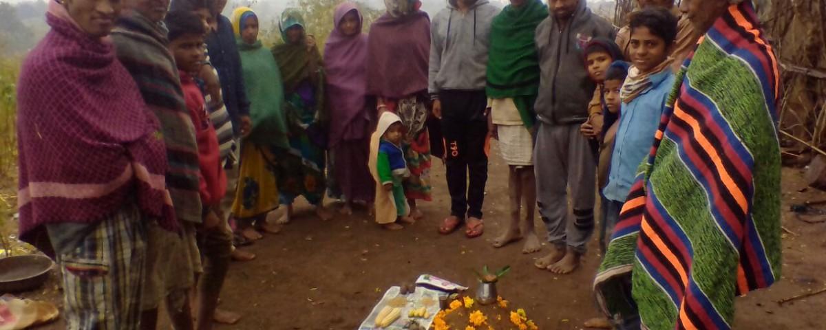 Ananpuri Block, Village Bada Talab
