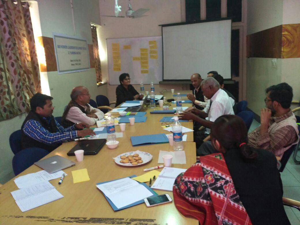 Bidi workers leadership development process and planning-3