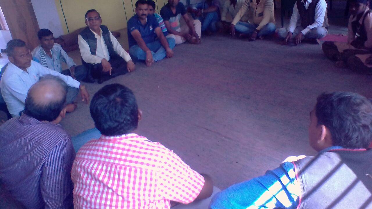 CRC Visit at Village Goliyawara