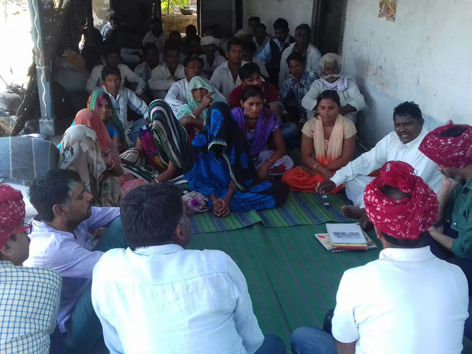 IKEA visit at jetpura village VCPC meeting - 3