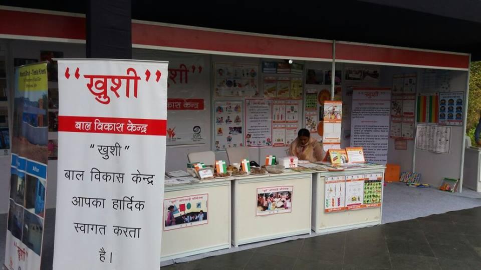 Khushi exhibition at CSR summit at Jaipur - 4