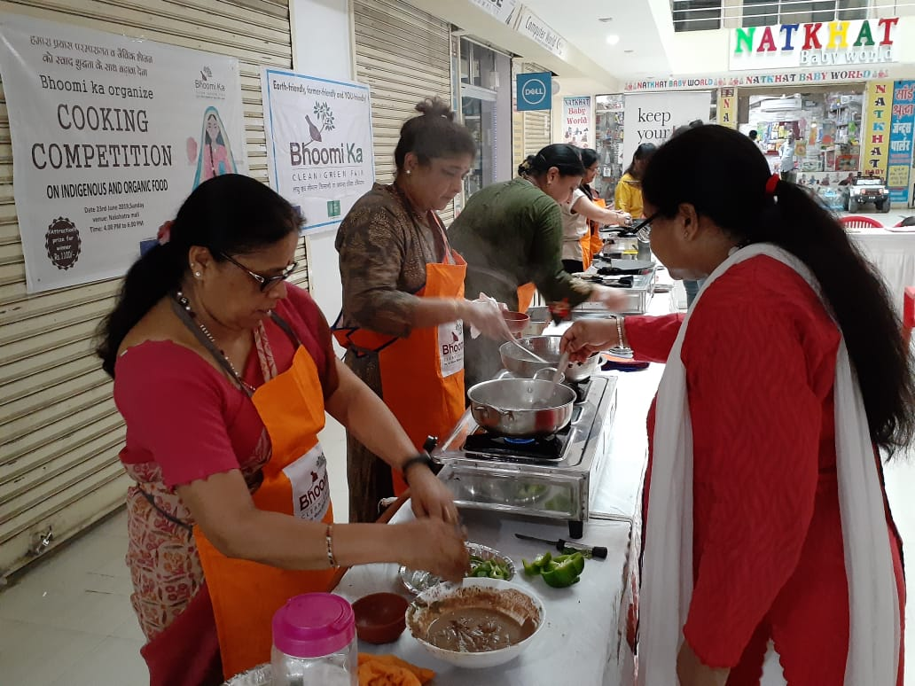 Vaagdhara-Cooking-Competition-BhoomiKa-2