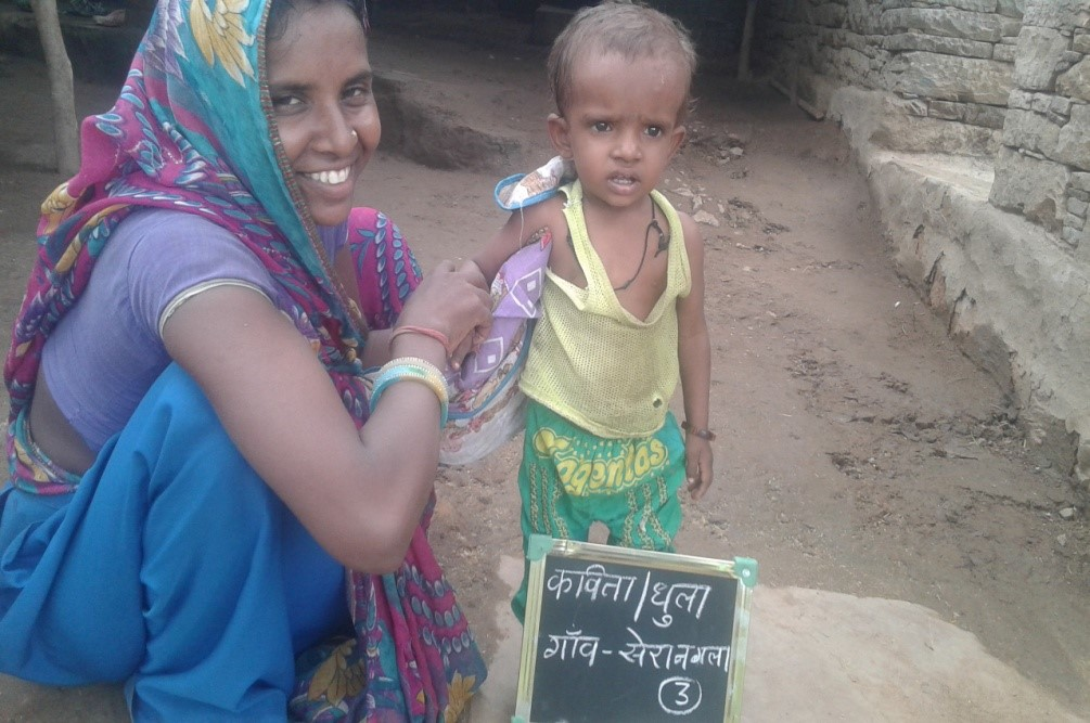 A Family and Girl Child Fight With the Malnutrition 1