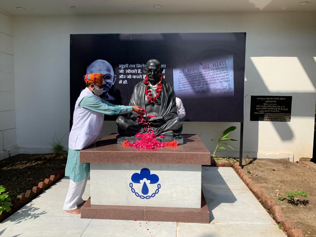 Gandhi Jayanti 2020 Vaagdhara -2