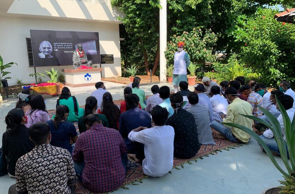 Gandhi Jayanti 2020 Vaagdhara -3